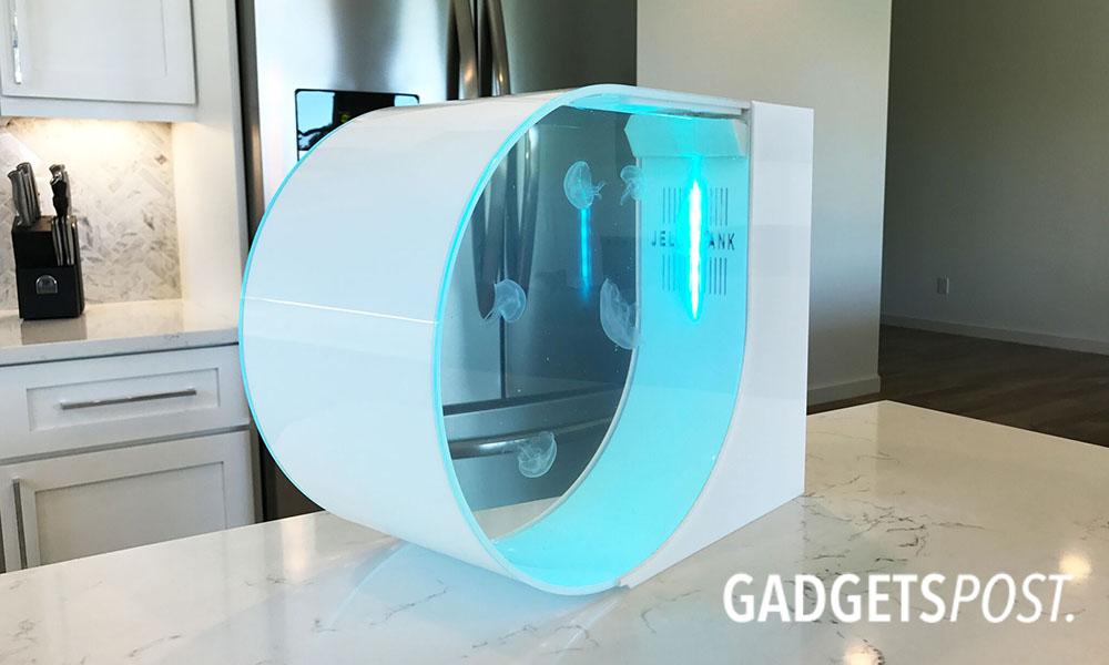 JellyTank: The Ultimate Desktop Jellyfish Aquarium