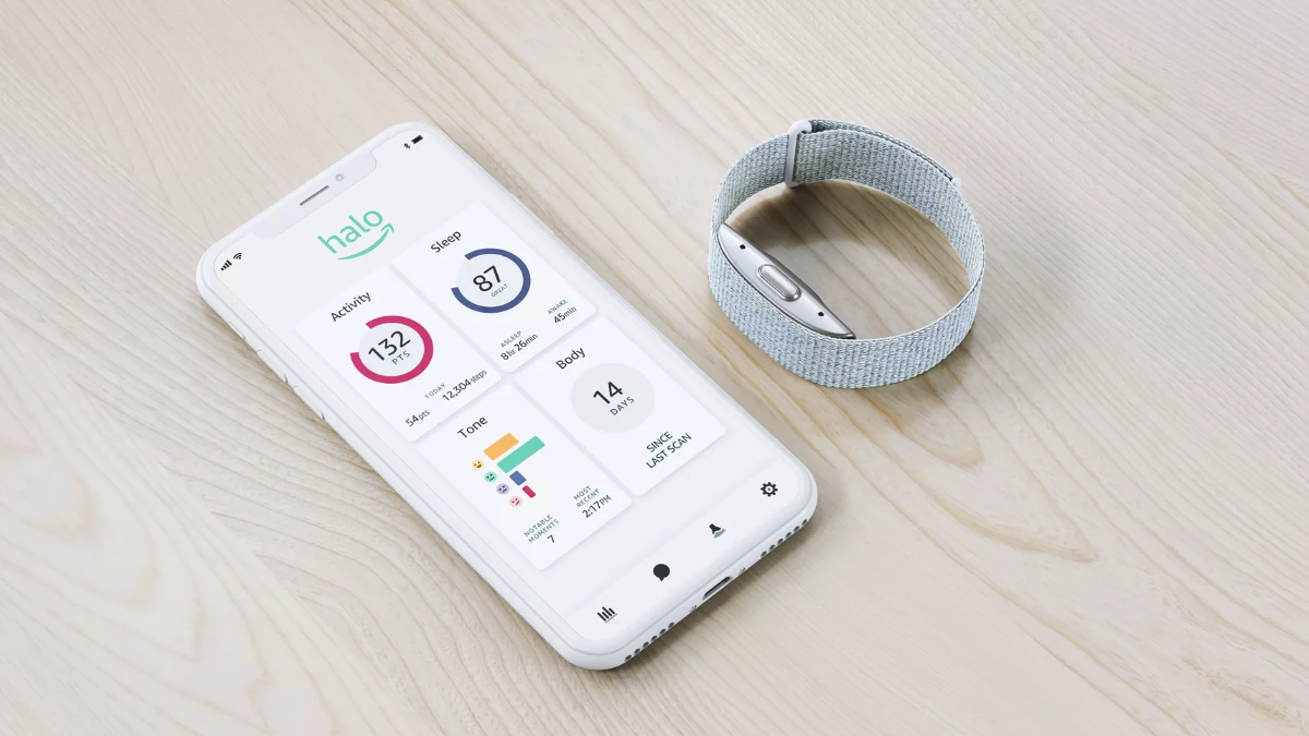 Amazon Takes On The Fitness World With New Halo Band And App