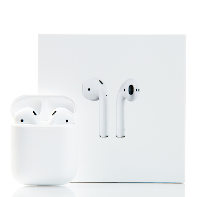 Apple-Airpods true wireless earbuds