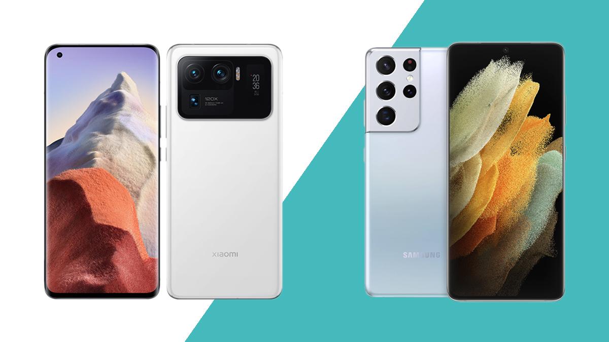 Xiaomi Mi 11 Ultra Takes On The Samsung Galaxy S21 Ultra